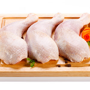 Muslos de pollo