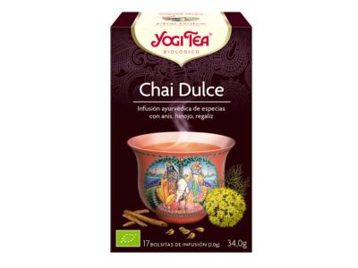 CHAI DULCE INFUSION YOGI TEA