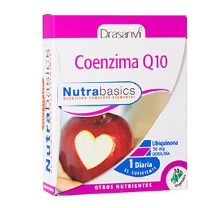 COENZIMA Q10 30 CAP DRASANVI