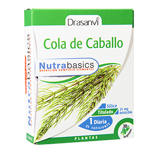 COLA DE CABALLO 30 CAP DRASANVI