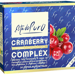 CRANBERRY COMPLEX 30 CAP TONGIL