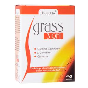 GRASS 3QM 45COMPRIMIDOS DRASANVI