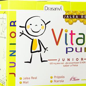 JALEA VITALPUR JUNIOR 20 VIALES DRASANVI