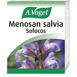 MENOSAN SALVIA SOFOCOS MENOPAUSIA 30COMP A. VOGEL