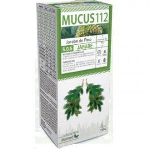 MUCUS112 JARABE 150ml. DIETMED