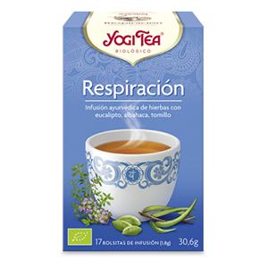RESPIRACION INFUSION YOGI TEA
