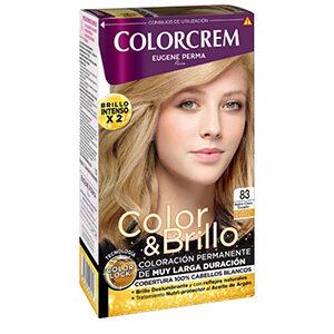 Colorcrem tinte de pelo (TONOS RUBIOS) VR212-81