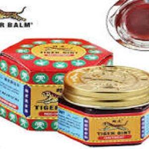 Balsamo Tigre Rojo