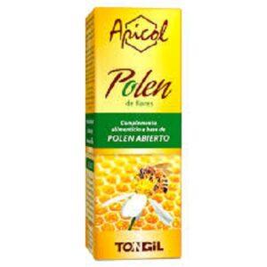 Polen Abierto 60ml Apicol Tongil