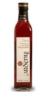 Vinagre balsámico de Moscatel