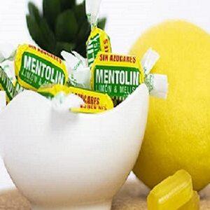 Mentolín Sin Azúcar Melisa-Limon