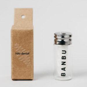 Hilo dental ecológico Banbu
