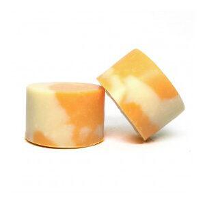 Exfoliante sólido de mandarina