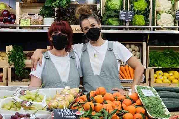 De Fruta Madre, frutas y verduras