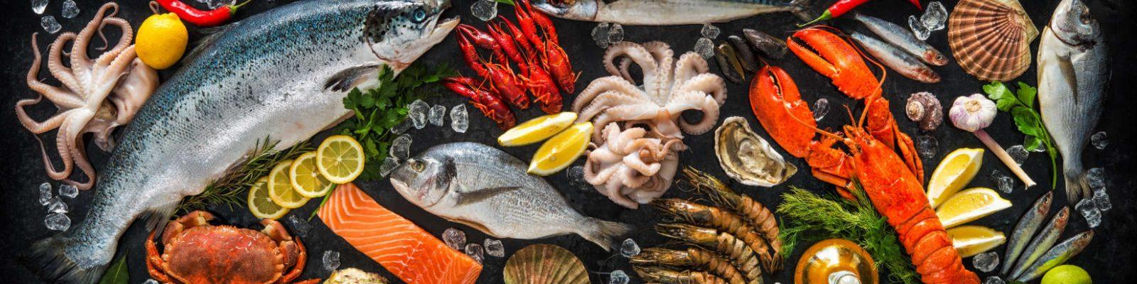 Alimentos con calidad de mercado
